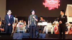 Adi Utarini introduces Afriza Animawan and Jodi Visnu