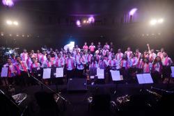 Adi Utarini and Gadjah Mada Chamber Orchestra