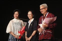 with Sunarsih-YKI DIY (in the middle)